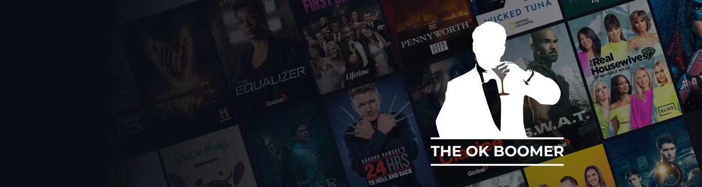 RiverTV Canada's unique streaming TV platform, The OK Boomer – RiverTV's Mystery Pundit