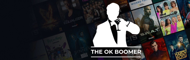 The OK Boomer – RiverTV's Mystery Pundit